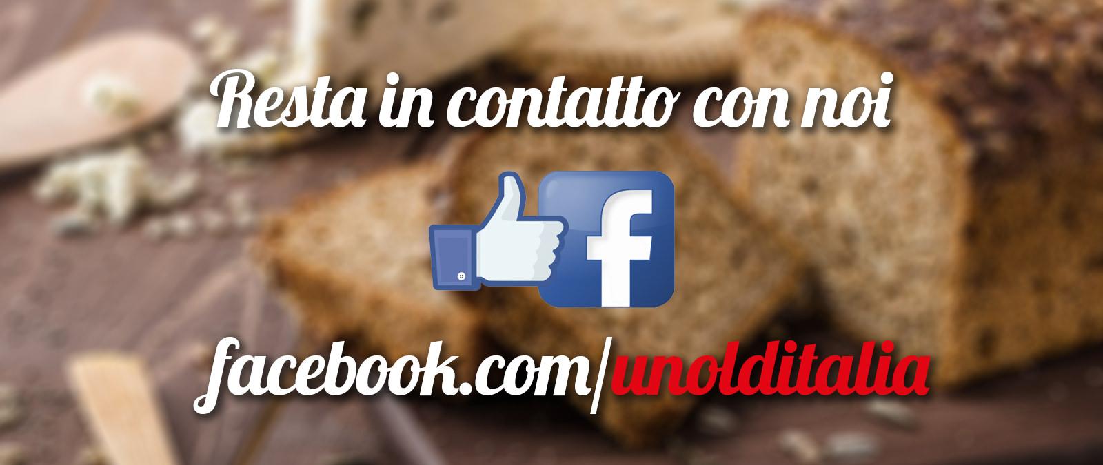 metti un like alla nostra pagina Facebook